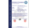 CE Certificate of Sublimation machine ST-3042