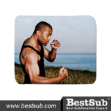 BestSub Square Sublimation 3mm Mouse Pad