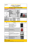 Quotation Sheet for Oda-Ss150 off-Grid System