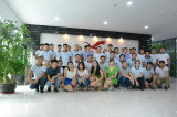 DAPENG LASER COMPANY WORK TEAM