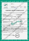 Lawn mower / ATV mower CE certificate