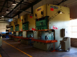 power press for auto parts stamping line
