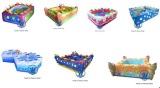 Hot Sale Amusement Indoor Equipment Fishing Pool for Children