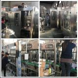 filling machine install test process
