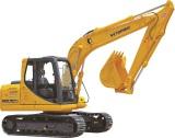 13Ton Crawl Excavator with Cummins engine, Kawasaki hydraulic parts
