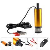 12V Car Diesel Fuel Water Oil Transfer Submersible Pump