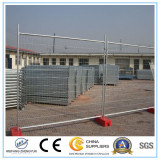 Portable Hot-DIP Galvanizing Temporary Fence for Construction Site