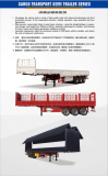 Cargo transport semi trailer series