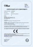 Paper Cup Machine CE Certificate