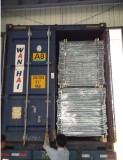 Wire Decking Shipment