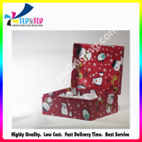 Colorful Paper Gift Box Packaging Door Open Box