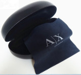 AX Leather Eye Glasses Box