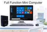 Fanless Mini PC FMP05B
