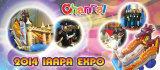 2014 IAAPA Expo.