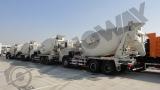 Truck Mixer to Peru