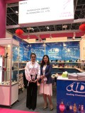 our team on Dubai Exhibition