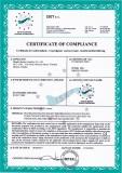 CE Certificate of Faucet