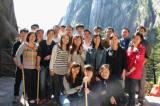 Travelling in Huangshan--Bonus for excellent employee