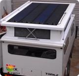 PVL Flexible Solar Laminate