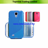 Mobile Phone S-Line TPU Case for Samsung Galaxy S4 i9500