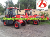 ZL12F wheel loader with Euro 3 engine