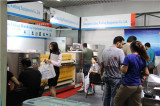 2014 Canton fair hotel laundry equipments showing