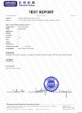 IP67 Testing Report For Solar Street Lights