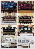 Wooden Sofa for Sales Promotion