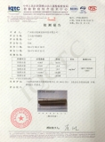SS316L Material Test Report