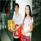 Moon Cake Given to Staff At Mid-Autumn Festival