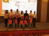 our company was awarded the best cooperation.