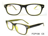unisex plastic frame from FC OPTICS