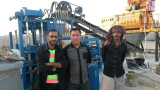 ZCJK BLOCK MAKING MACHINE SERVICE in YEMEN