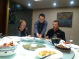 customer dinner