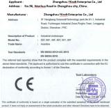 CE, RoHS ceritfications