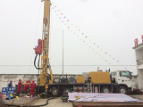Hanfa New Type HFX Series Deep Well Drilling Rig In Work Site
