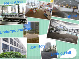 Office,Underground Parking,Dormitory and Dining Hall,Rest Area,Activity Center