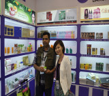 Customer with Overseas General Manager Shalley Xiong-11