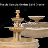 Marble Sample Golden Sand Granite