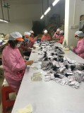 Our factory inspection and packing room
