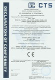 CE certification for SLN-X02