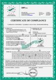 GF.GFS series generator CE certificates