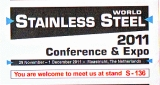Stainless Steel World 2011 Conference&Expo