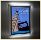 Ultra Slim Crystal Panel Light Box