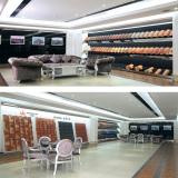 Roof tile showroom