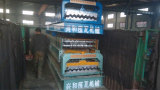 Loading the Corrugated Tile Roll Forming machine to Ghana