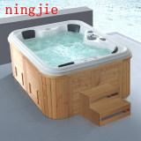 hot selling luxury ourdoor spa whirlpool bath tub