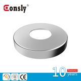 Stainless Steel Flange Base Cover