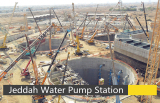 Jeddah Water Pump Station , Saudi Arabia