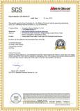 Certificates:SGS